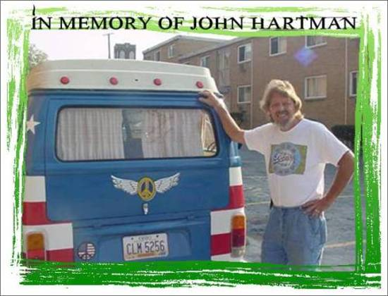 John Hartman - North Ohio NORML